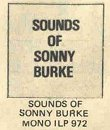 Sounds of Sony Burke