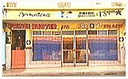 Prince Buster record shack
